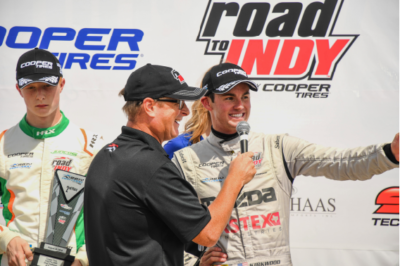 Indy Lights rookie Kyle Kirkwood aims to complete Road to Indy hat-trick in 2020