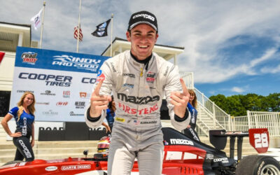 Kirkwood Primed For 2021 Indy Lights Season With Andretti Autosport